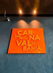 Museu casa do Caranval na Bahia