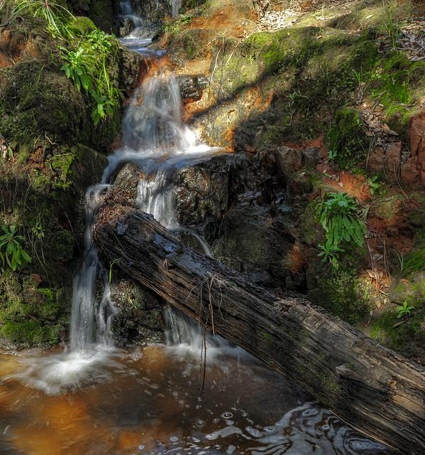 Small Auburn Waterfall