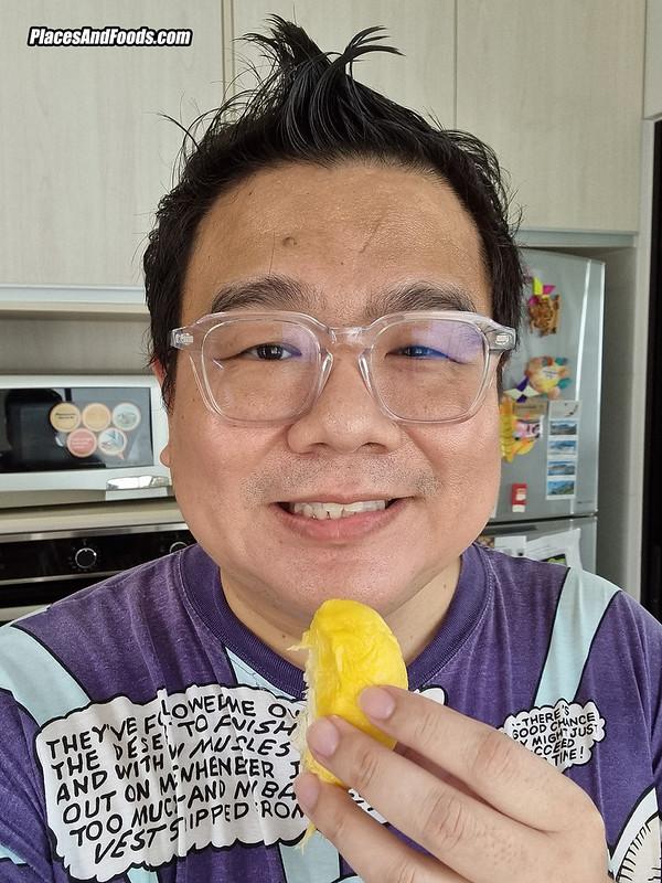 hernan musang king durian