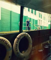 Star Ferry commute