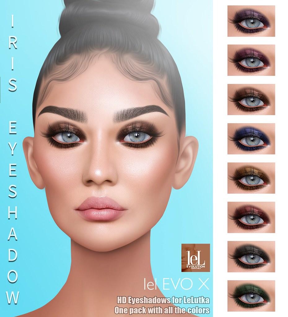 IRIS Eyeshadow @VANITY