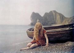 Christina in Red 1913