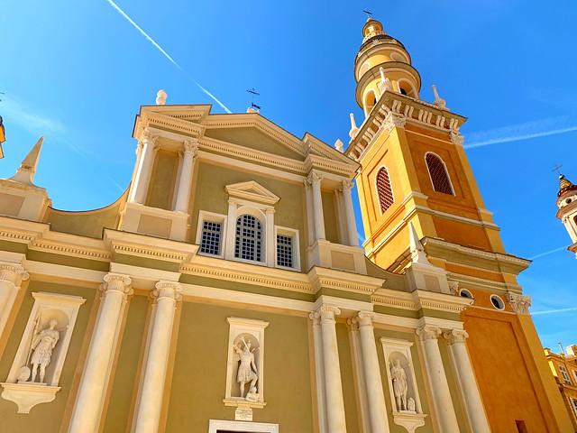 Basilique Saint Michel Archange.