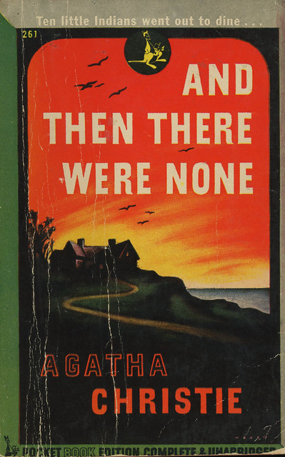 Pocket Books 261 - Agatha Christie - And Then There Were None