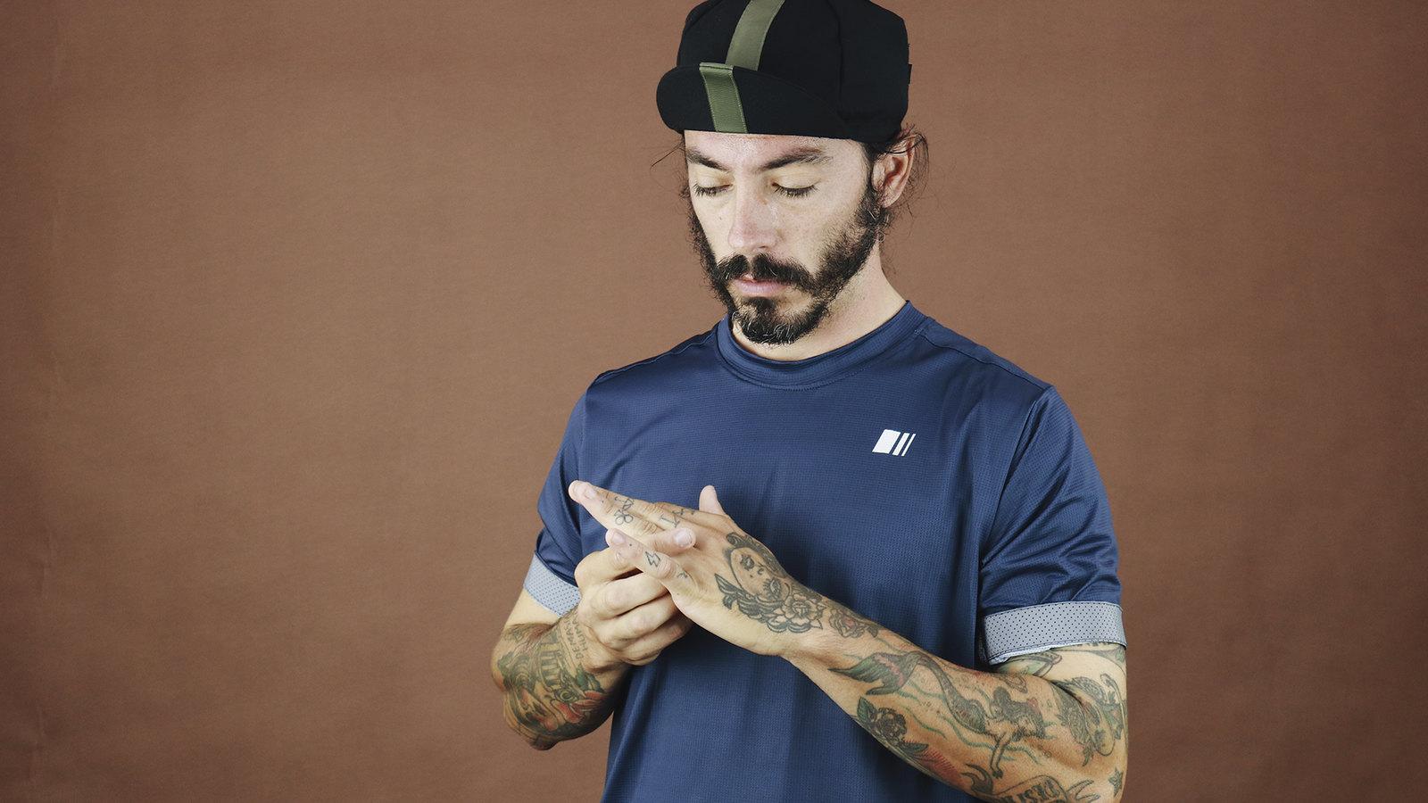 Camiseta Xplore Navy