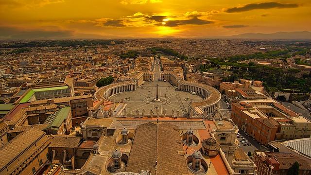 Basilica  San Pietro Roma
