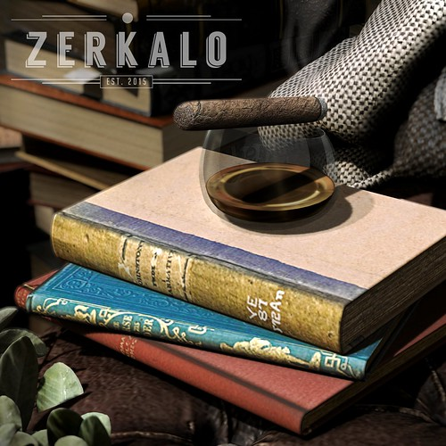 [ zerkalo ] L'Homme Readers Gift (4th August 2021)