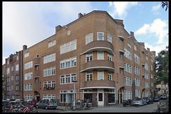 amsterdam woningbouw abv amstelkade 05 1921 rutgers gj (amstelkde)
