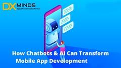 Top ChatBot App Development Company in Saudi Arabia