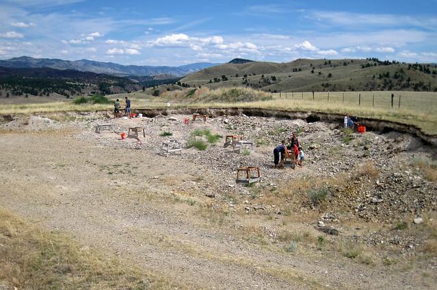 Spokane Sapphire Mine (near Helena, Montana, USA) 23