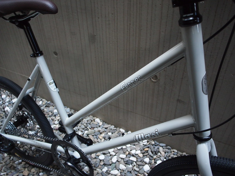 Masi Fennec 7 Staggered Mixte
