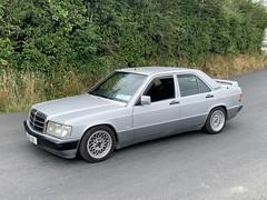 Mercedes-Benz - Kilmaley, Ireland