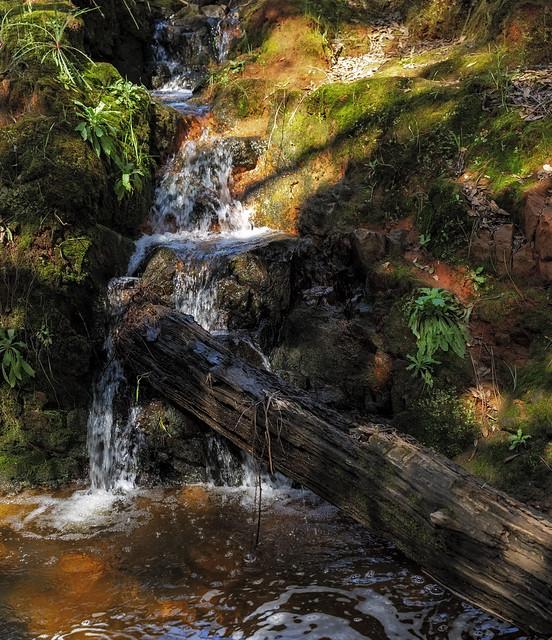 Slow Shutter Waterfall