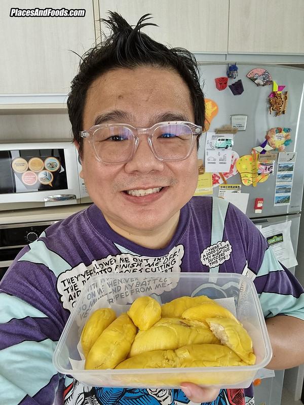 hernan food musang king durian shopee