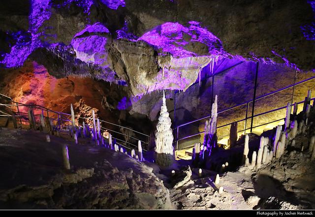 Teufelshöhle, Pottenstein, Germany