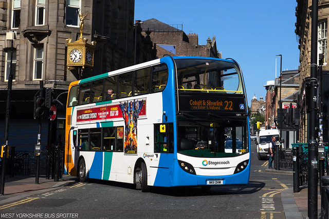 Stagecoach North East | 12071