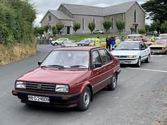 Oisin's Memorial Car & Tractor Run - August 2021 - Kilmaley, County Clare.