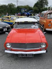 1961 Vauxhall Victor - Kilmaley, Ireland.