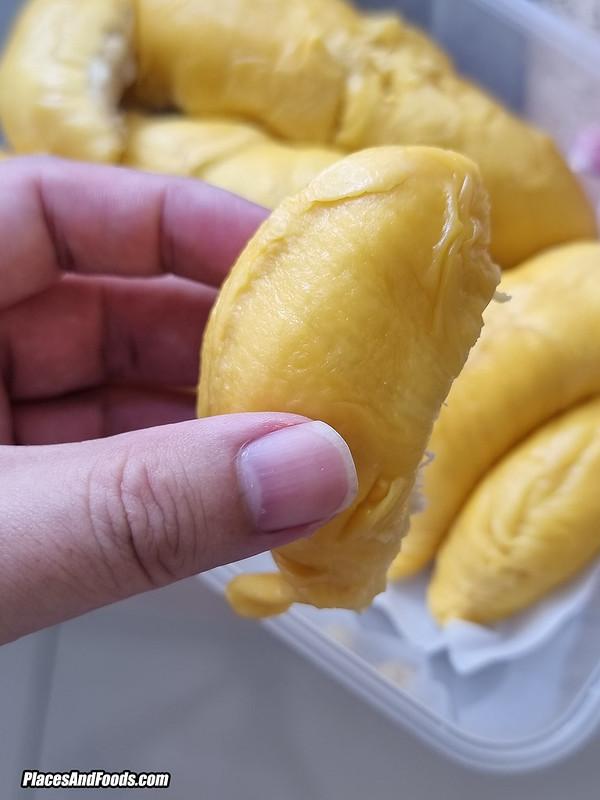 hernan food mk durian