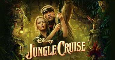 Where was Jungle Cruise filmed