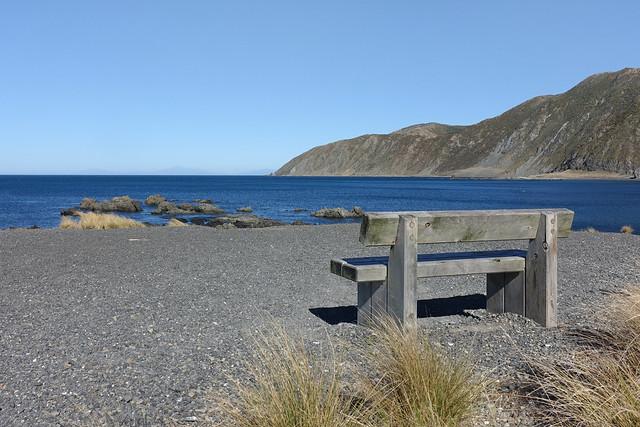 Bench - Ōwhiro Bay
