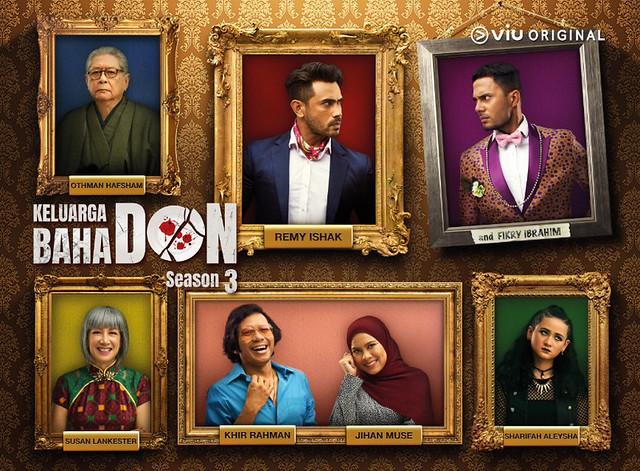 Drama Bersiri Keluarga Baha Don Musim Ke-3, Gandingan Pelakon &Amp; Plot Lebih Mantap