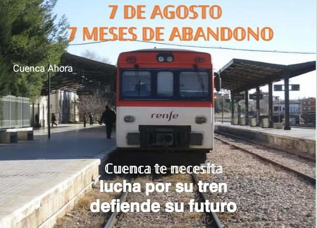 Línea Madrid Cuenca Valencia