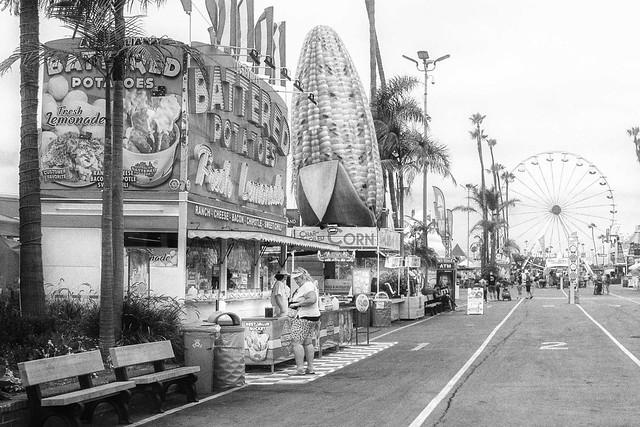 Del Mar Fair 2021: (scène à faire -7)