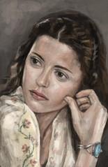 Kristen Stewart...ipad art