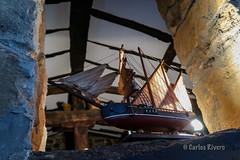 Barco varado.