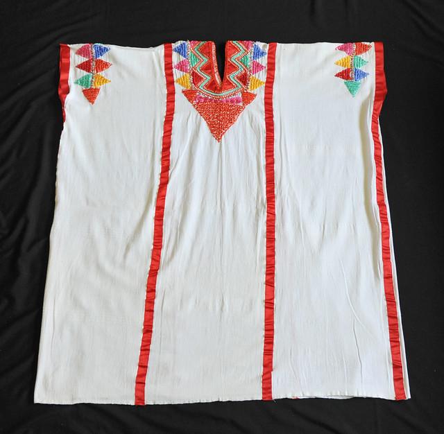 Oaxaca Mexico Huipil Jamiltepec Mixtec
