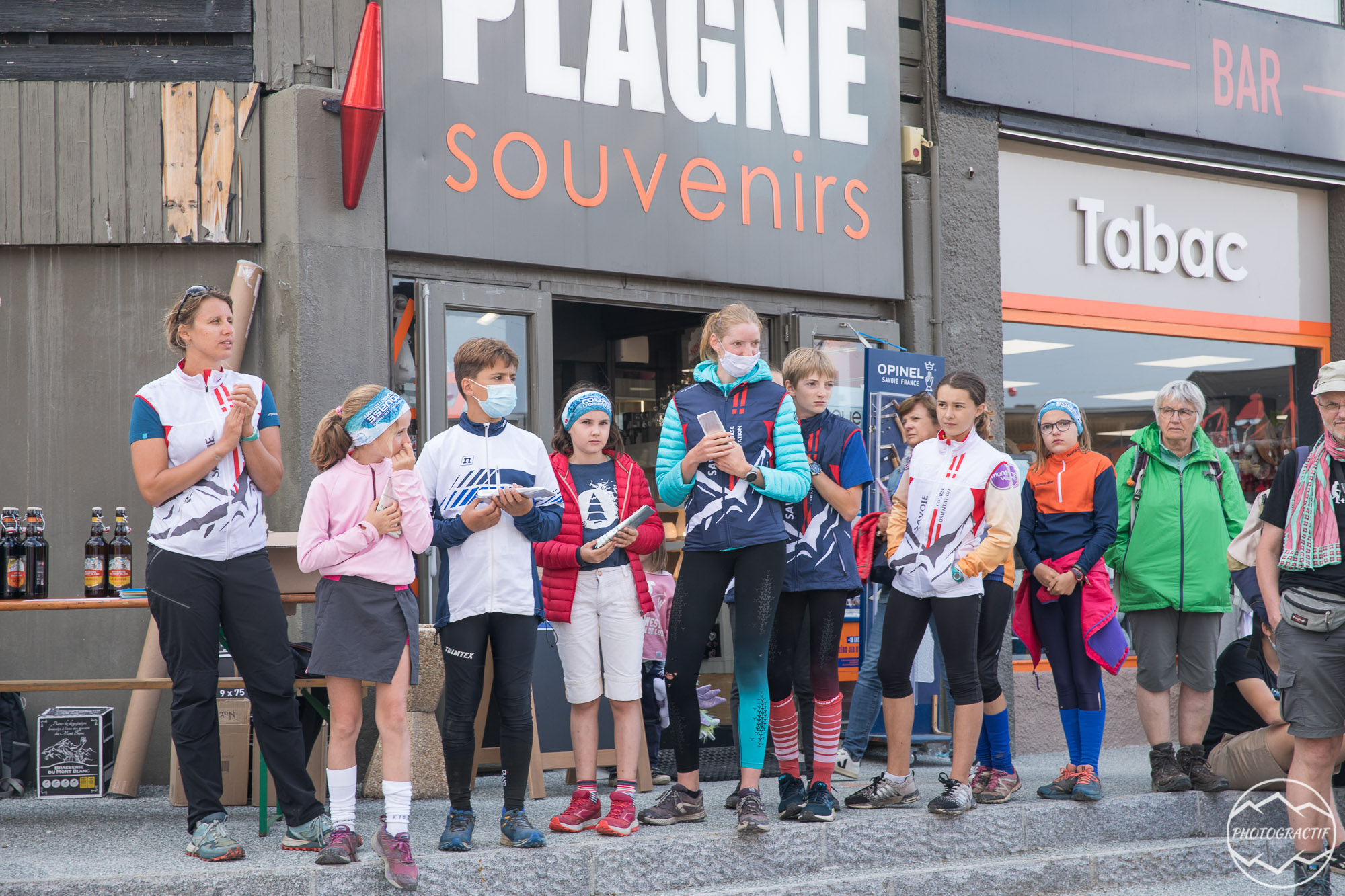 Nationale CO La Plagne LD-358
