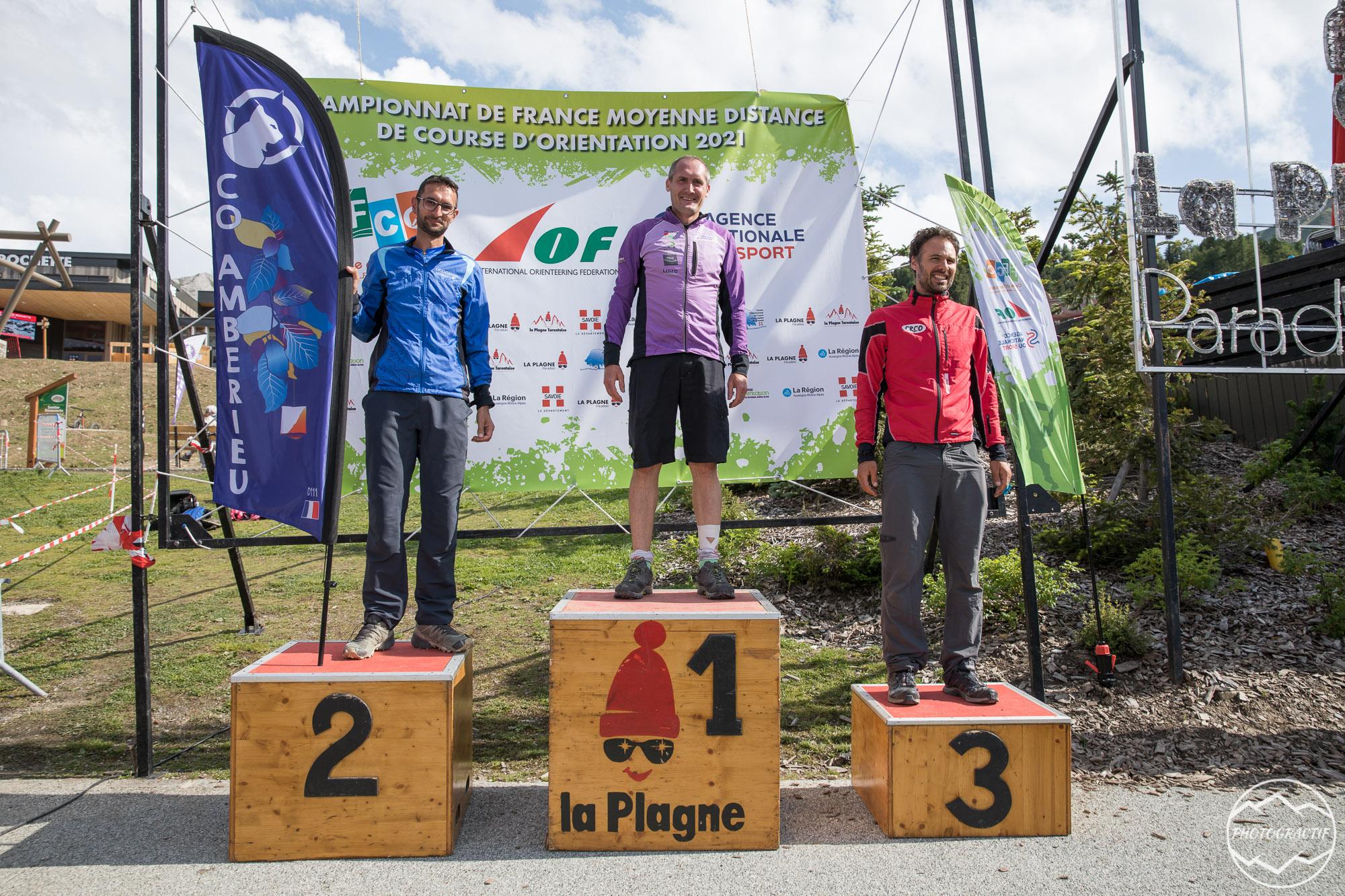 Nationale CO La Plagne LD-353