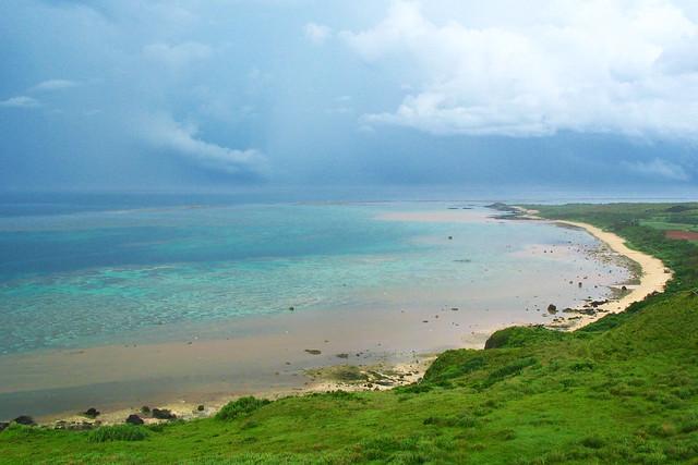 View from Hirakubo Cape
