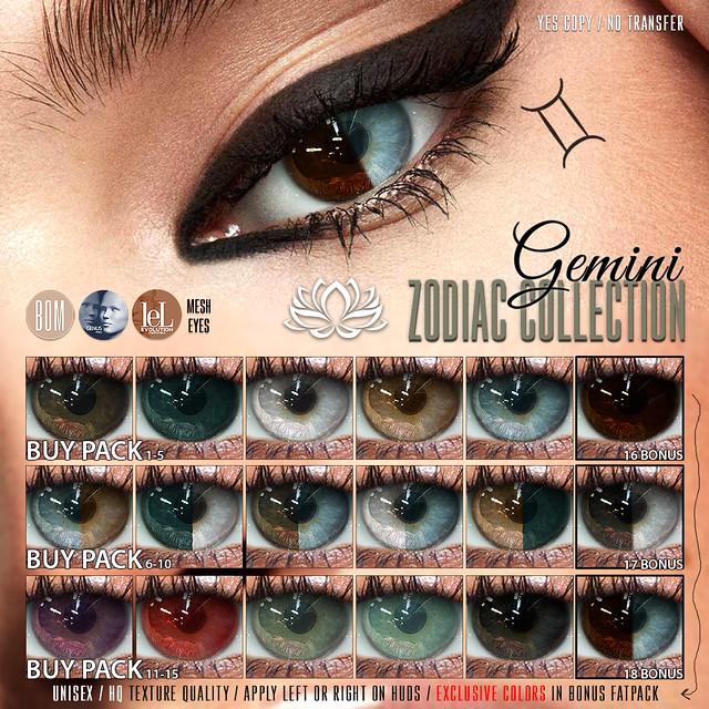 Gemini Eyes @ Manly Arena