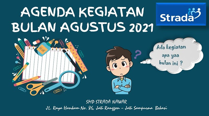 AGENDA KEGIATAN BULAN AGUSTUS 2021