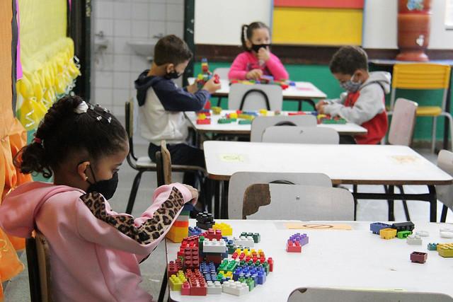 Retorno das aulas presenciais na rede pública de ensino do DF