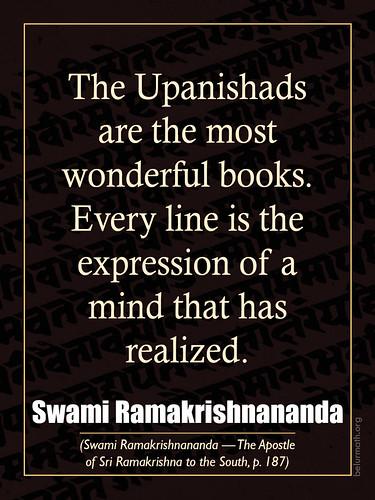 Quotation Swami Ramakrishnananda