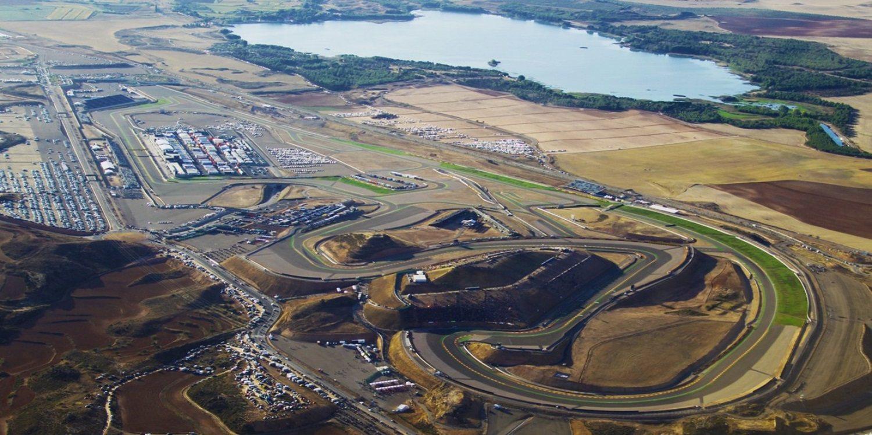 El circuito de MotorLand lleva desde 2010 albergando una prueba del campeonato del Mundo de MotoGP. Imagen vía: Motorland