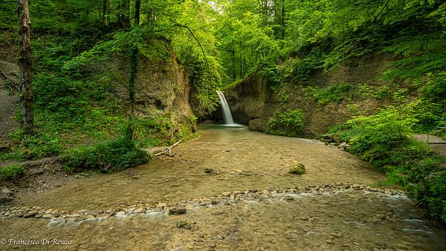 waterfall 2 Bläsimühle .)2107/7014-12