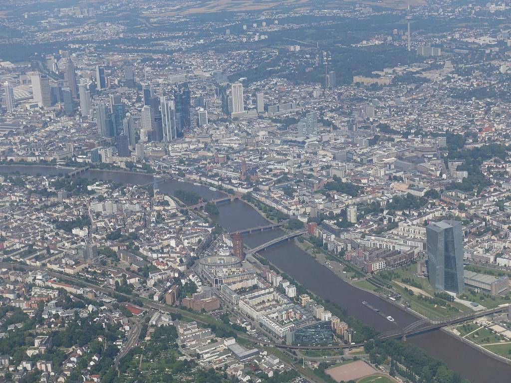 202107138 LH400 FRA-JFK Frankfurt/ Main