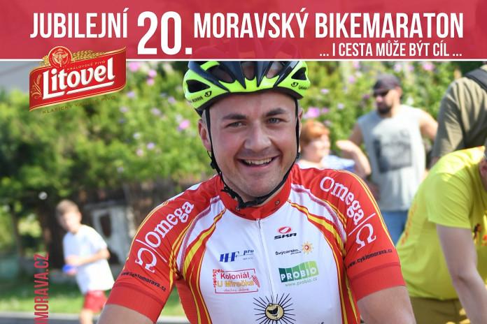 Moravský bikemaraton 2021 slaví jubileum