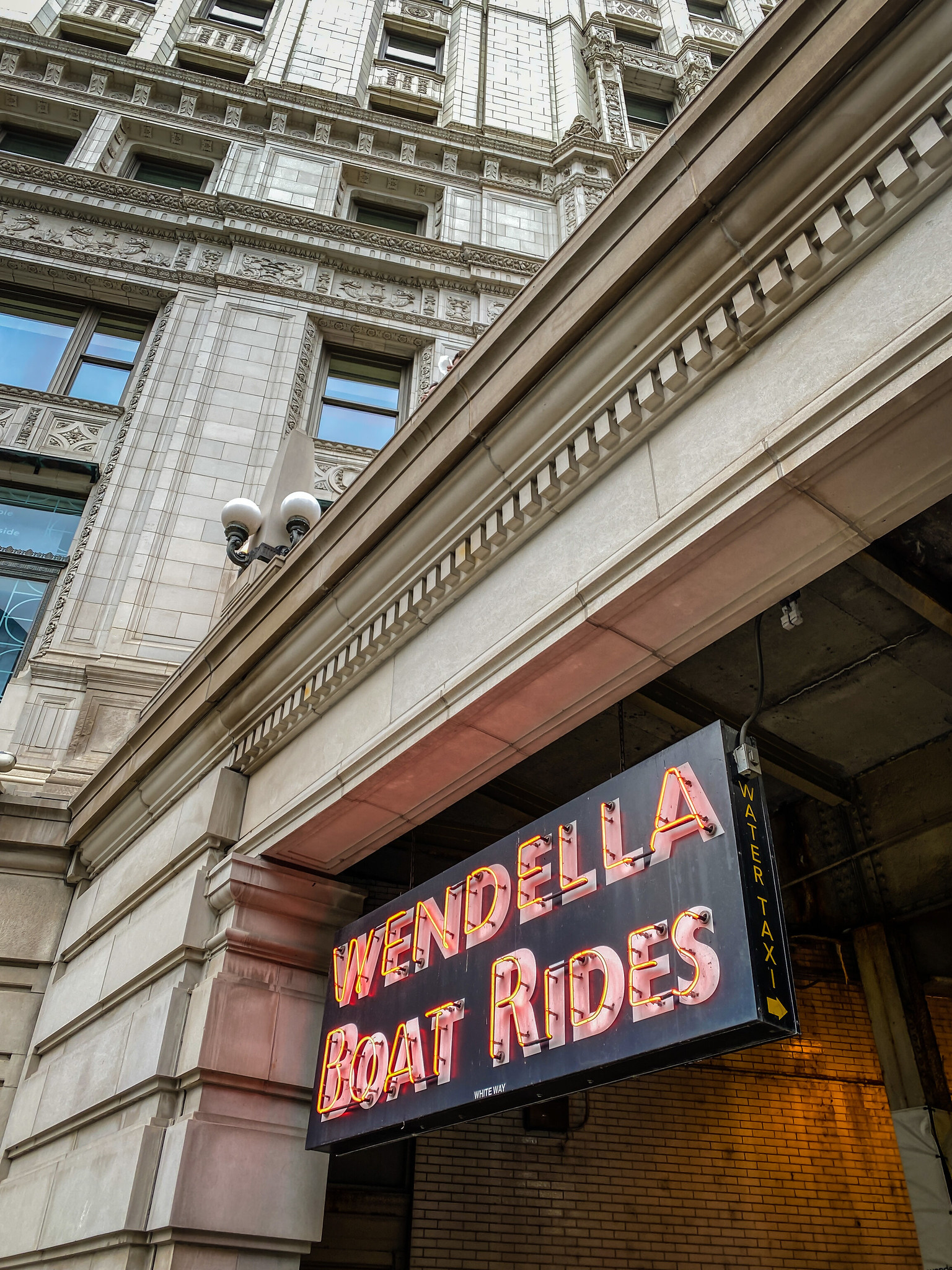 Wendella Boat Rides Experience
