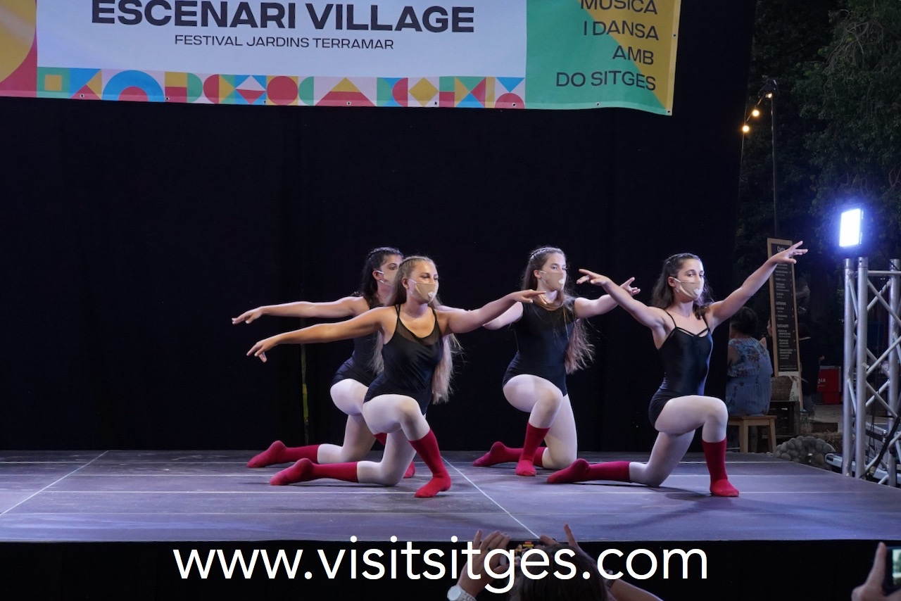 AMARAL EN EL FESTIVAL JARDINS TERRAMAR 2021