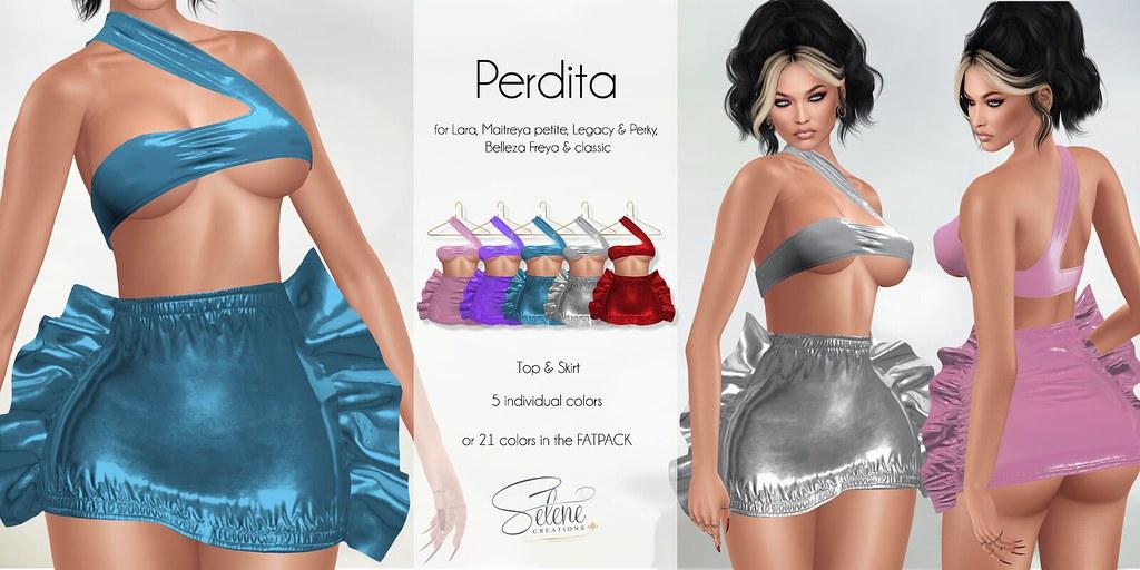 [Selene Creations] Perdita exclusive @ Glorious Days