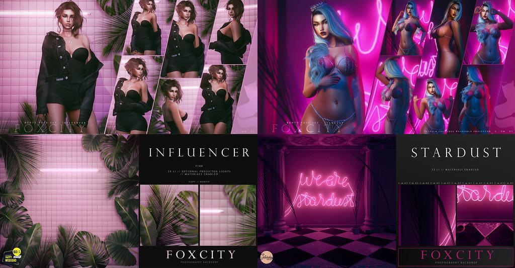 FOXCITY @ Weekend Sales
