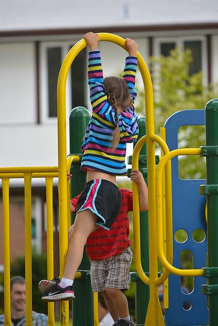 Playground Apparatus