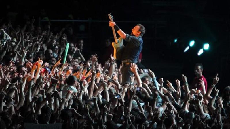 Bruce Springsteen fans