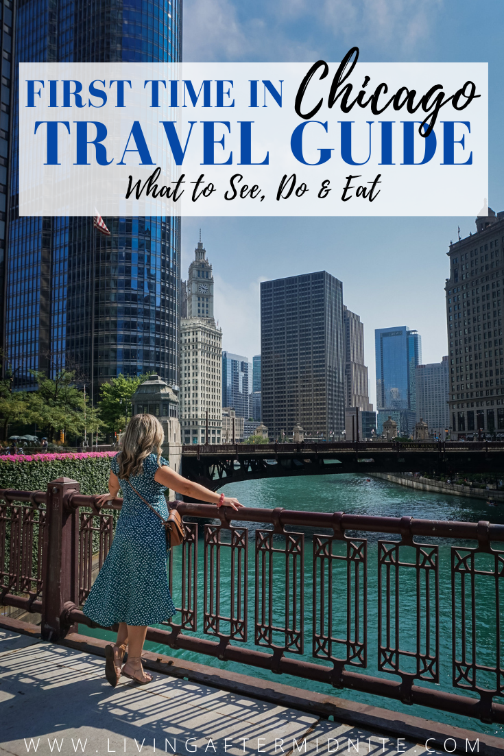 First Time In Chicago: The Perfect 3 Day Itinerary | Chicago Travel Guide | 72 Hours in Chicago | 3 Days in Chicago Itinerary | What to do in Chicago | Where to Stay in Chicago | Ultimate Chicago Bucket List | Top Things to Do in Chicago | First Timer's Guide to Chicago
