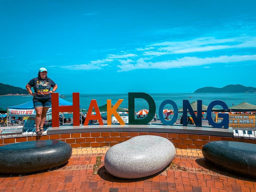 Hakdong Mongol Beach
